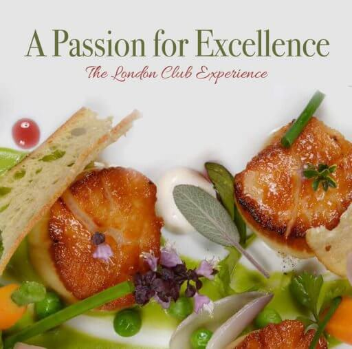 A Passion for Excellence - The London Club Experience Cover